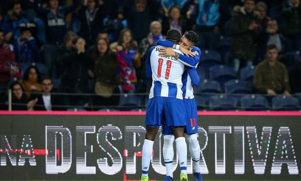 VÍDEO: Marega fez assim o quarto golo do FC Porto