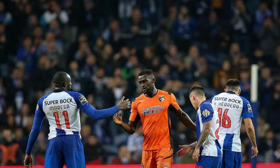 Jackson: «Voltar ao FC Porto? Seria o homem mais feliz do mundo»