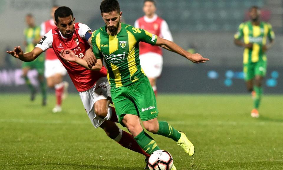 Tondela-Sp. Braga, 0-1 (destaques)