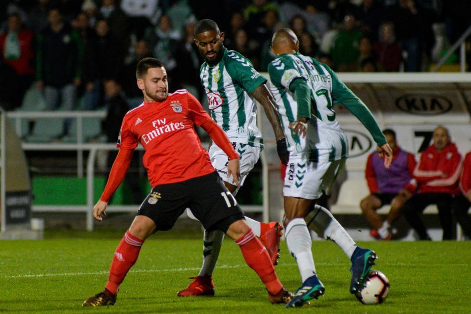 Cristiano: «O empate contra o Benfica era o mais justo»