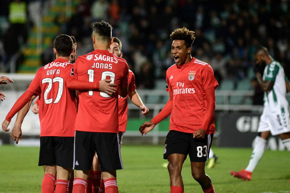 V. Setúbal-Benfica, 0-1 (resultado final)