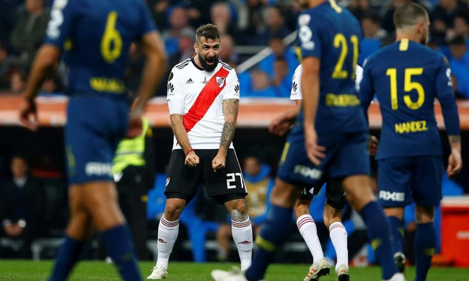 River Plate bate Boca Juniors e vence Libertadores