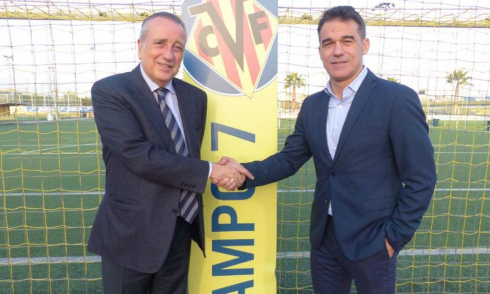 Villarreal elege Luis Garcia Plaza para suceder a Javier Calleja