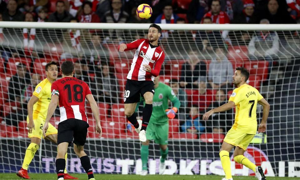 Ath. Bilbao estreia técnico e vence primeiro jogo desde agosto