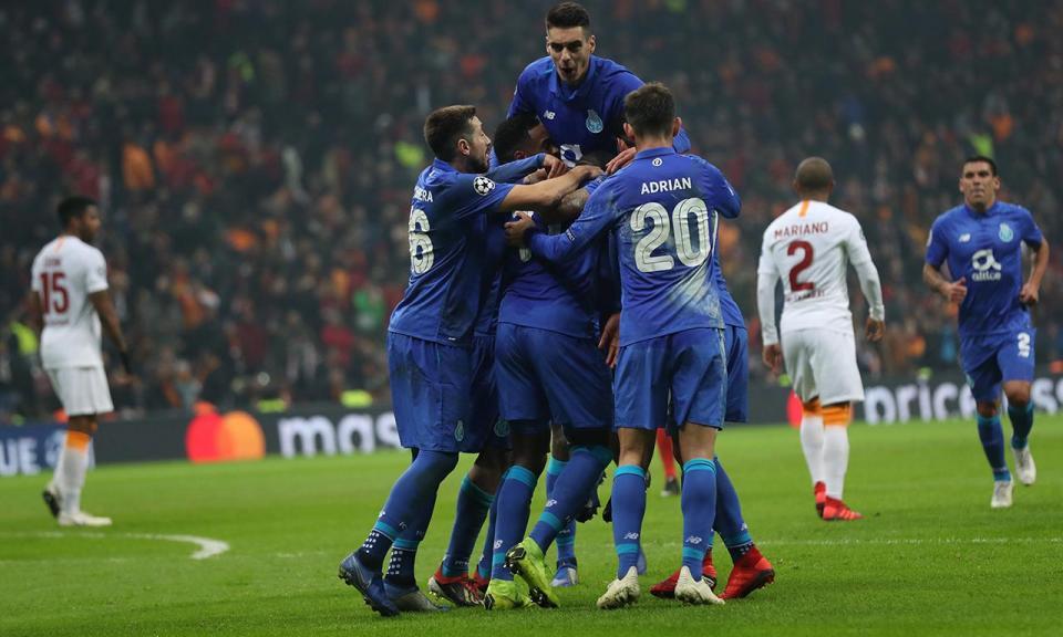 bddbab1d67b42 FC Porto líder também nas receitas europeias