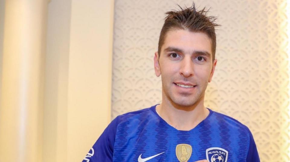 Esteve perto do Benfica em 2012 e agora vai ser treinado por Jesus