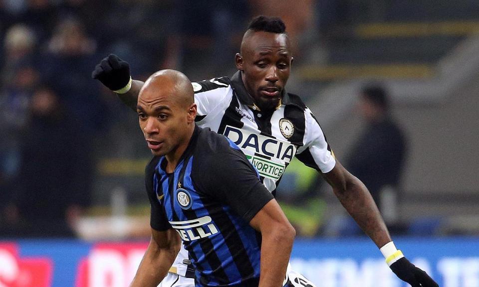 Itália: Inter volta aos triunfos com João Mário a tempo inteiro