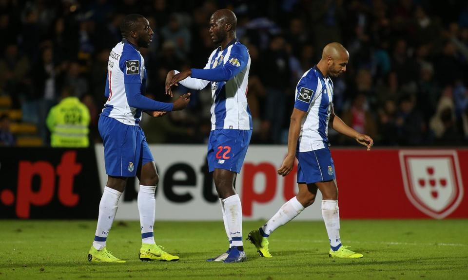 FC Porto já prepara receção ao Moreirense