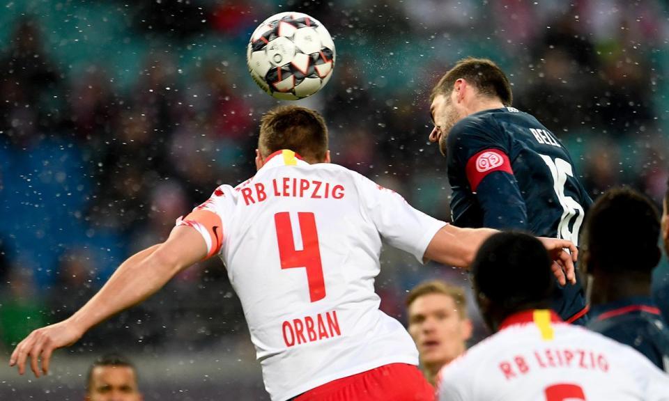Bundesliga: Leipzig goleia Mainz na ressaca da Europa