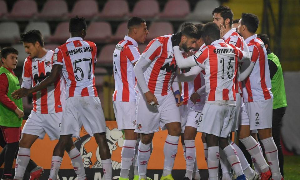 II Liga: Leixões regressa aos triunfos antes da receção ao FC Porto