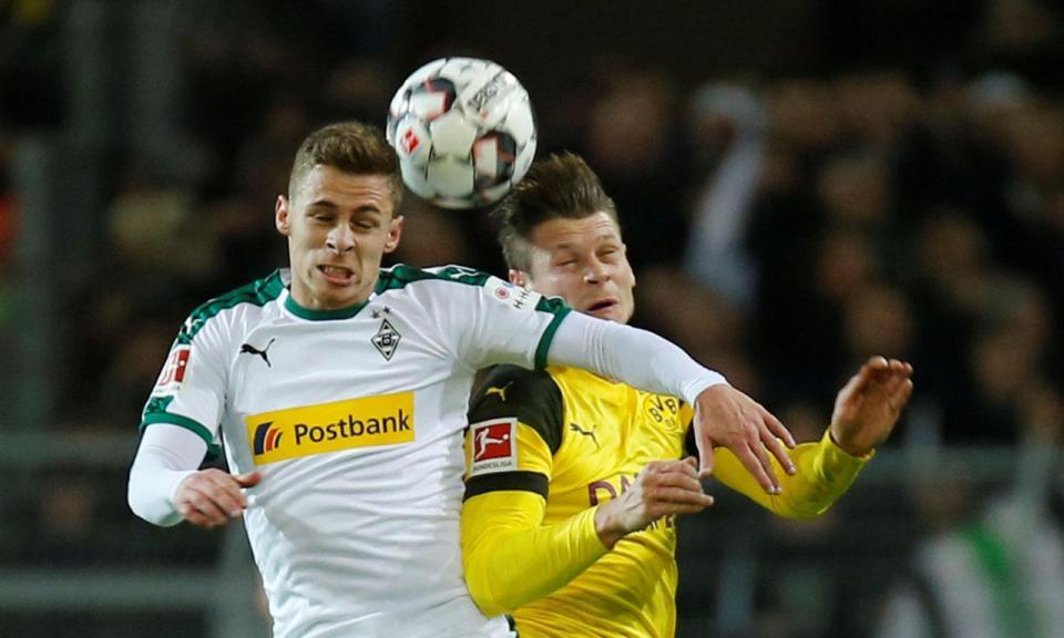 Mönchengladbach: Thorgan Hazard revela ter acordo com o Dortmud