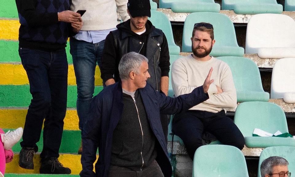 Mourinho: «Já não sou especial? Sou o mesmo de sempre»
