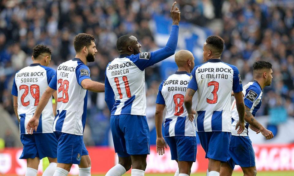 FC Porto-Nacional: antevisão e onzes prováveis