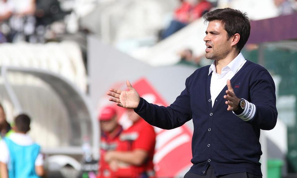 Tiago Fernandes diz que o jogo com o Tondela é como «uma final»