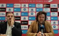Filipe Gouveia já não é treinador do Leixões