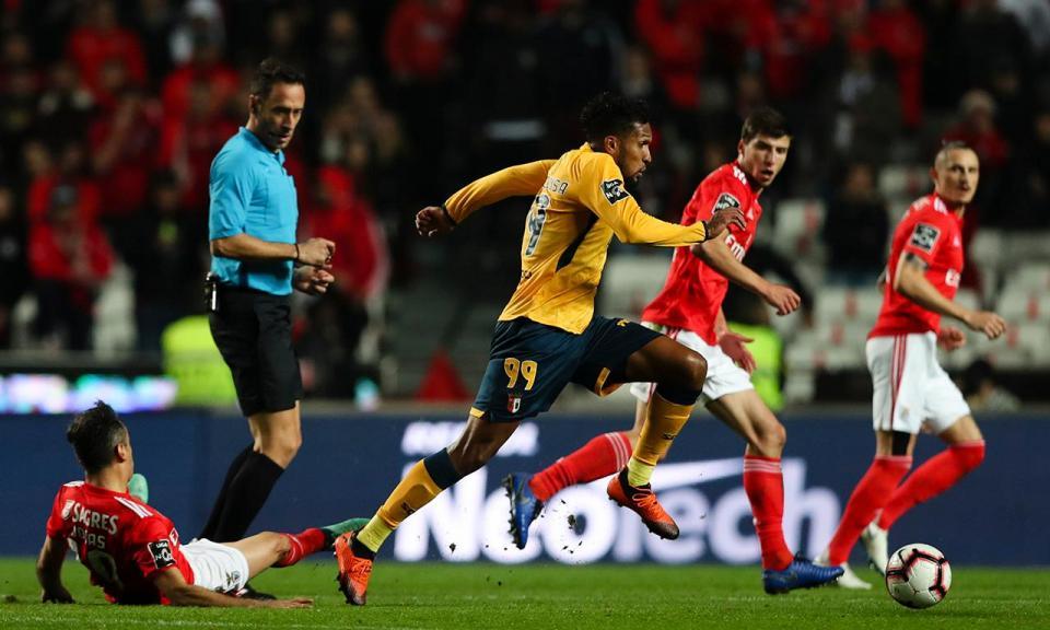 Liga: jornada do Sp. Braga-Benfica já tem data e hora