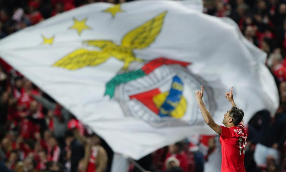VÍDEO: Jonas faz o 8-0 do Benfica-Nacional