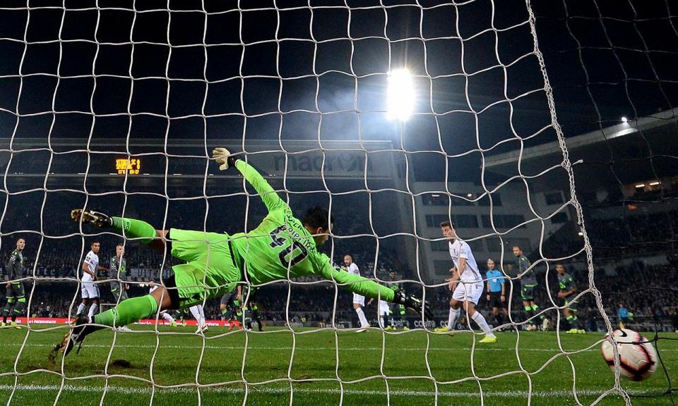 Sporting-V. Guimarães: uma volta depois da primeira derrota de Keizer