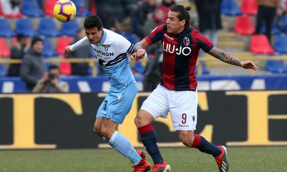 Itália: Lazio e Bolonha empatam num jogo com seis golos