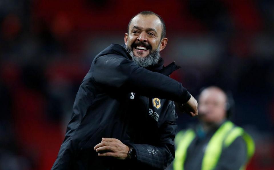 Inglaterra: Nuno Espírito Santo nomeado para treinador ano