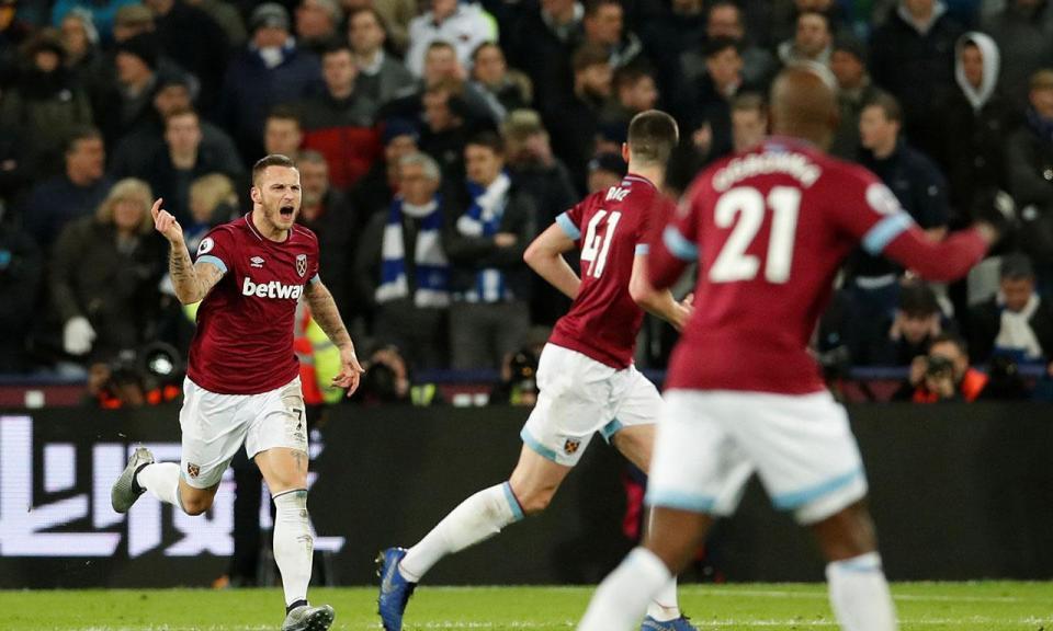 Taça de Inglaterra: West Ham cai frente a equipa da terceira divisão