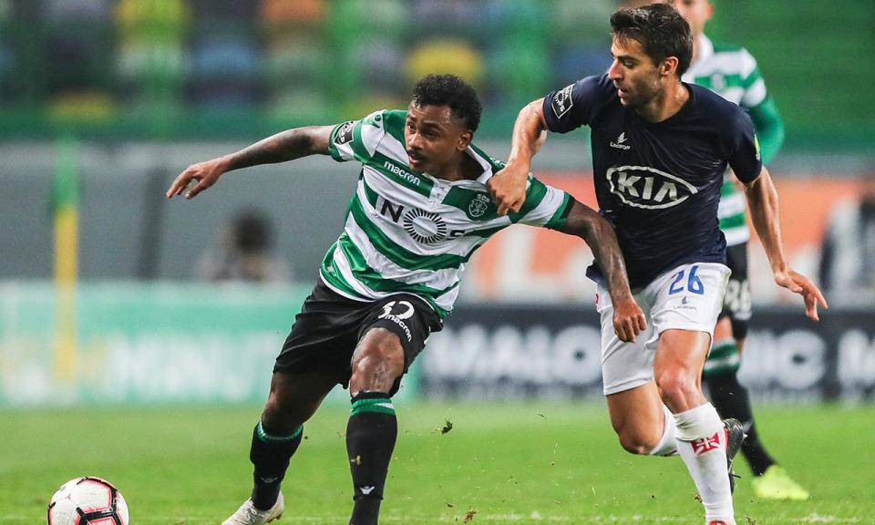 Sporting: Wendel detido pela GNR a três dias da final da Taça