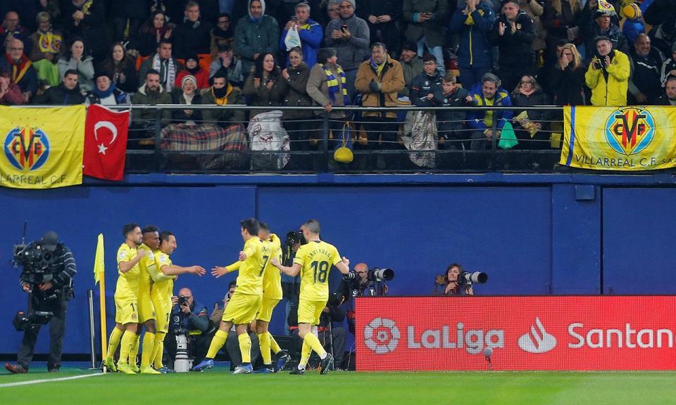 Atenção Sporting: Villarreal continua sem ganhar e em zona de descida