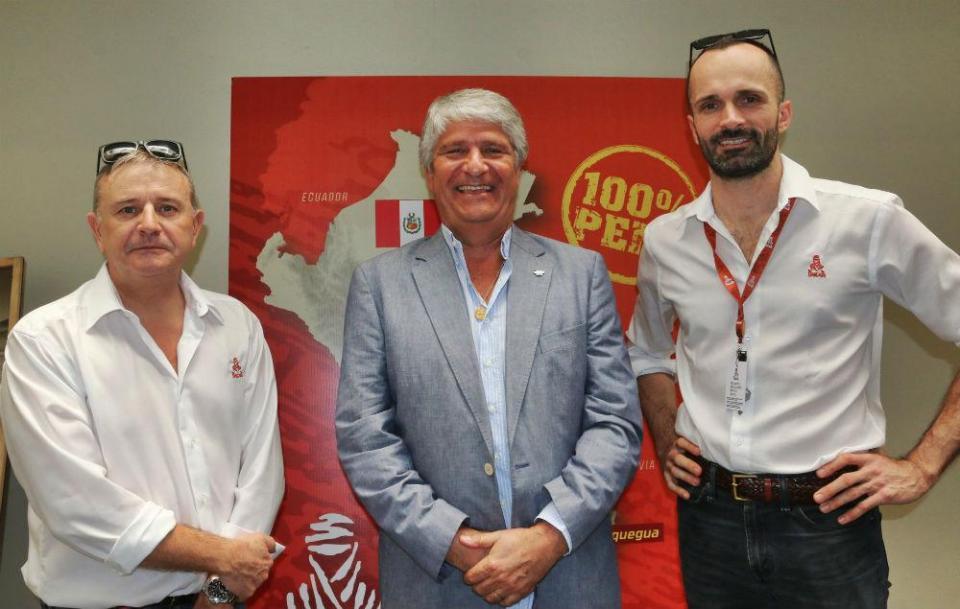 Jorge Viegas quer o Dakar no Mundial de Cross Country e Ralis