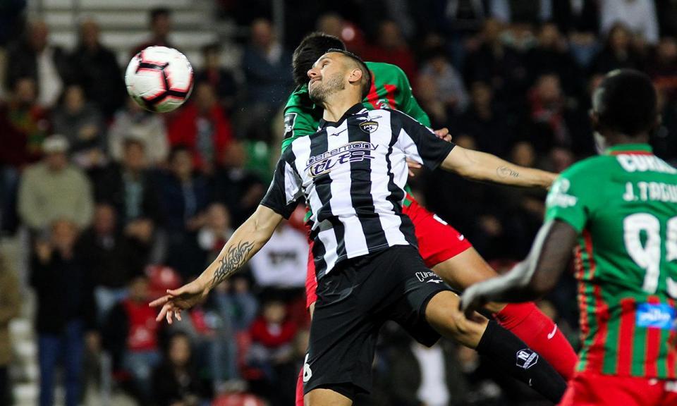VÍDEO: Correa faz 2-0 no Marítimo-Portimonense após bela jogada