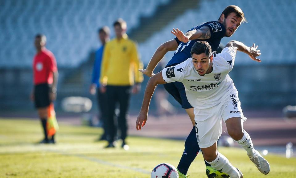 Rafa Soares: «Ninguém nos pode tirar pontos em casa nos jogos que faltam»