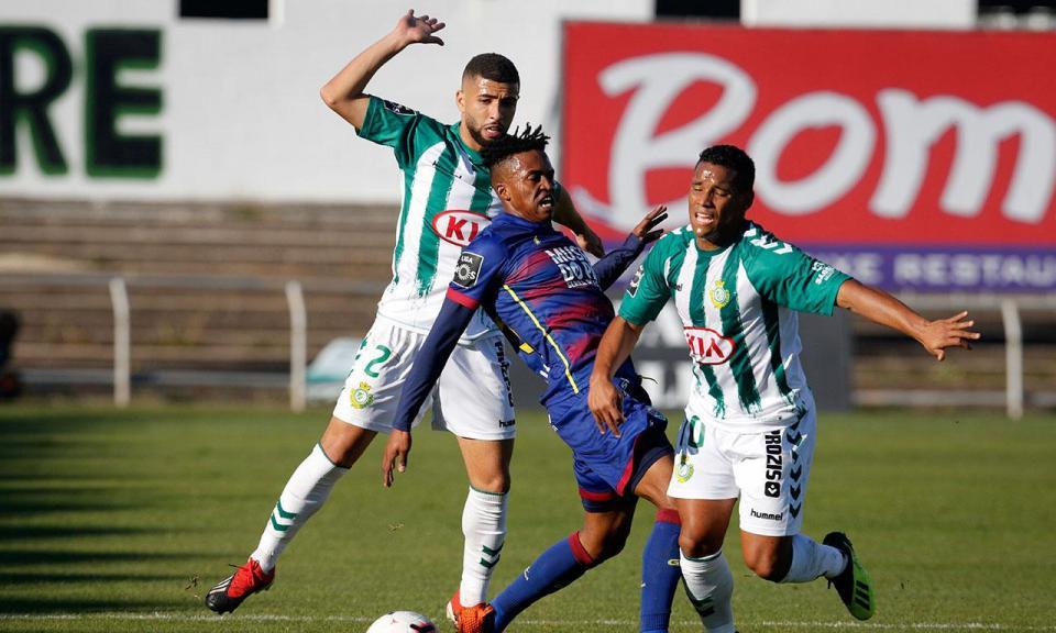 V. Setúbal-Desp. Chaves, 0-0 (crónica)