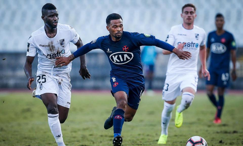 Belenenses-V. Guimarães, 1-0 (destaques)