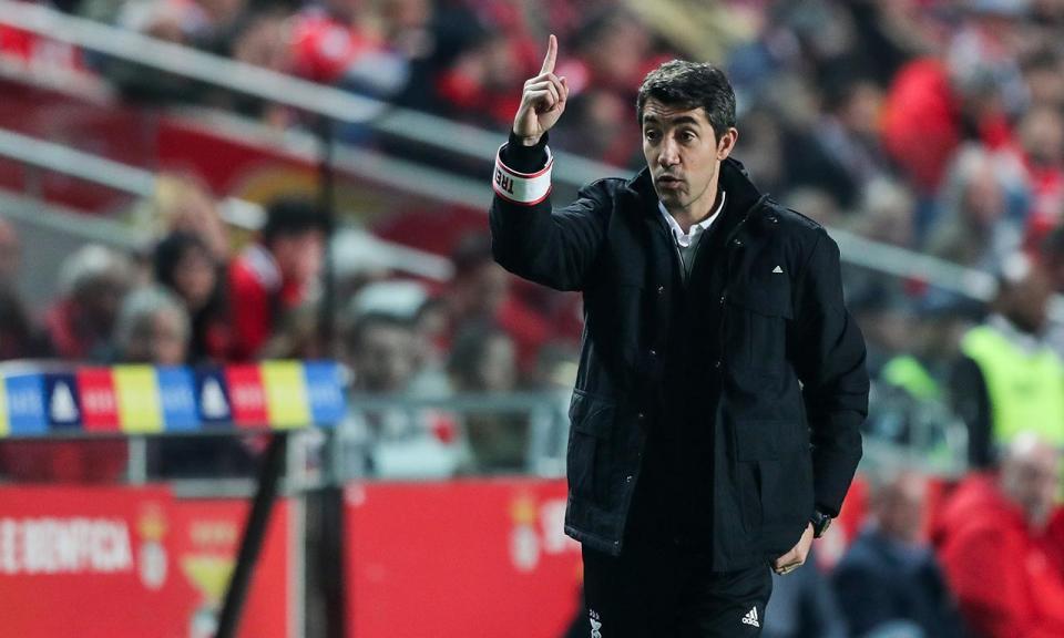 Benfica: reviravolta assim só no primeiro ano de Jesus