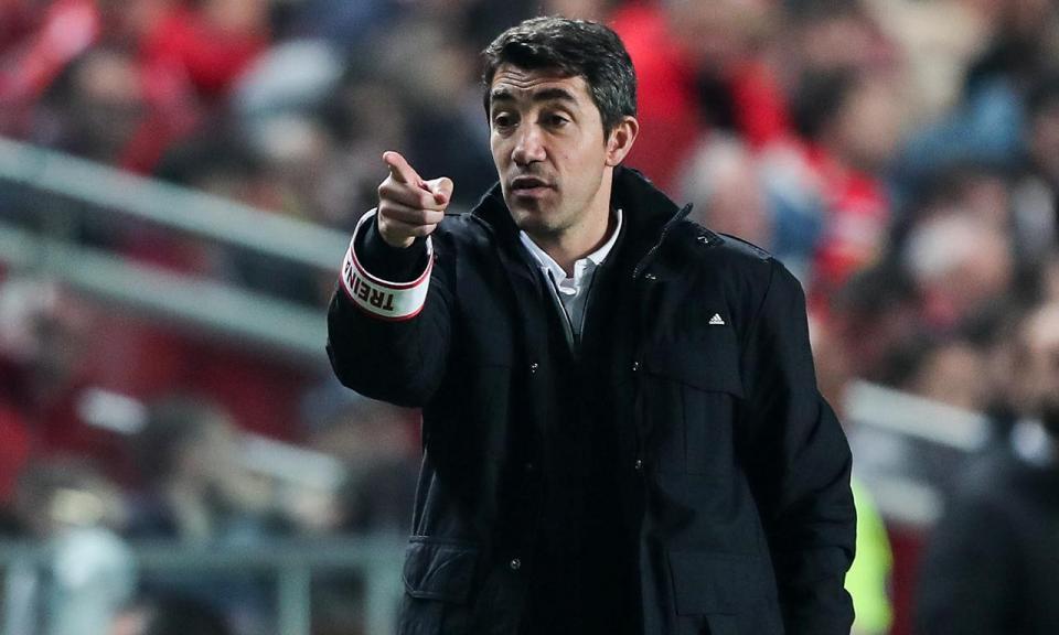 Bruno Lage, o tempo corre a favor dele