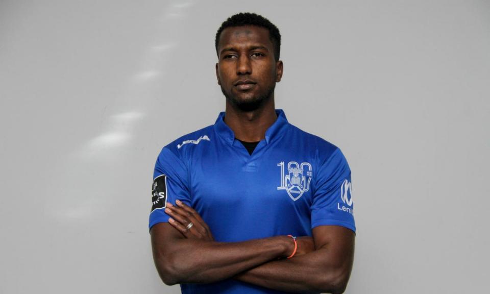 Aly Ghazal reforça o Feirense
