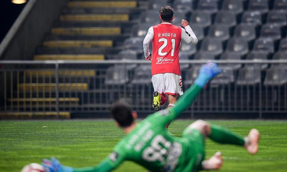 Sp. Braga-Boavista, 1-0 (destaques)
