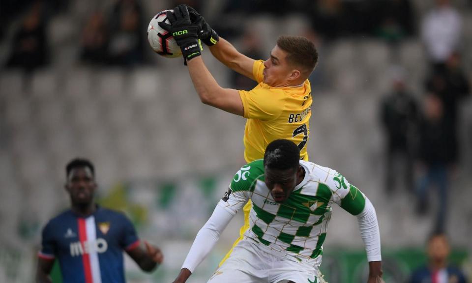 Moreirense-Desp. Aves, 1-0 (crónica)