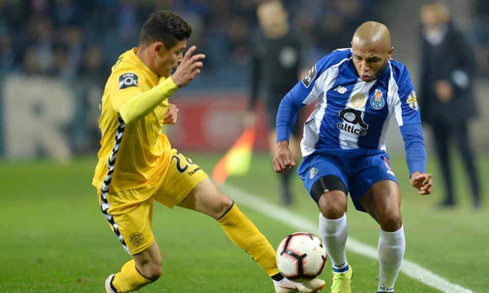 FC Porto-Nacional, 3-1 (destaques)