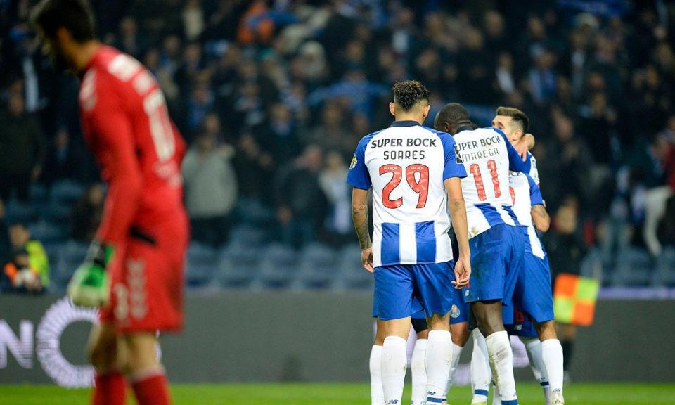 FC Porto iguala recorde nacional de 18 vitórias seguidas
