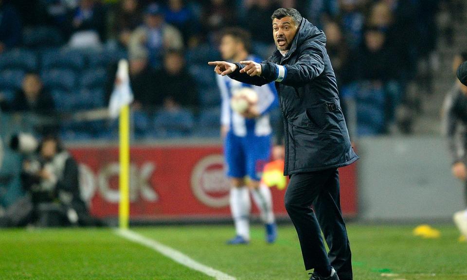Conceição: «Talvez seja antipatia de Totti por mim, pelos seis títulos»