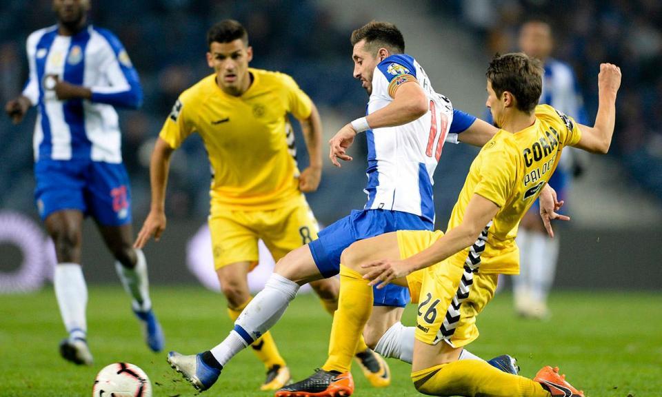 VÍDEO: o resumo do FC Porto-Nacional