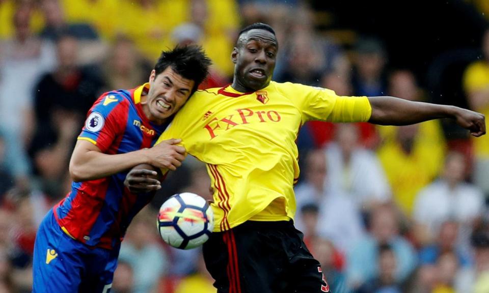 OFICIAL: Udinese garante Okaka por empréstimo do Watford