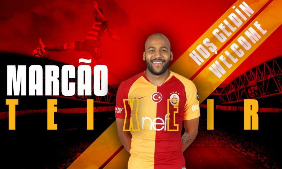 OFICIAL: Galatasaray recruta Marcão ao Desp. Chaves