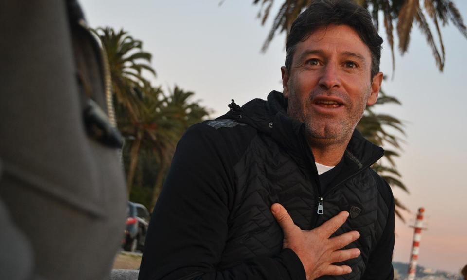 Entrevista a Domingos: «No Sporting não tiveram paciência comigo»