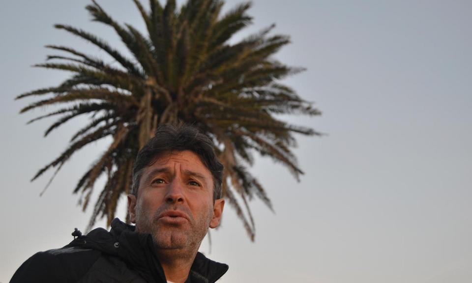 Entrevista a Domingos: «Falhei a foto do plantel por estar a tirar a carta»