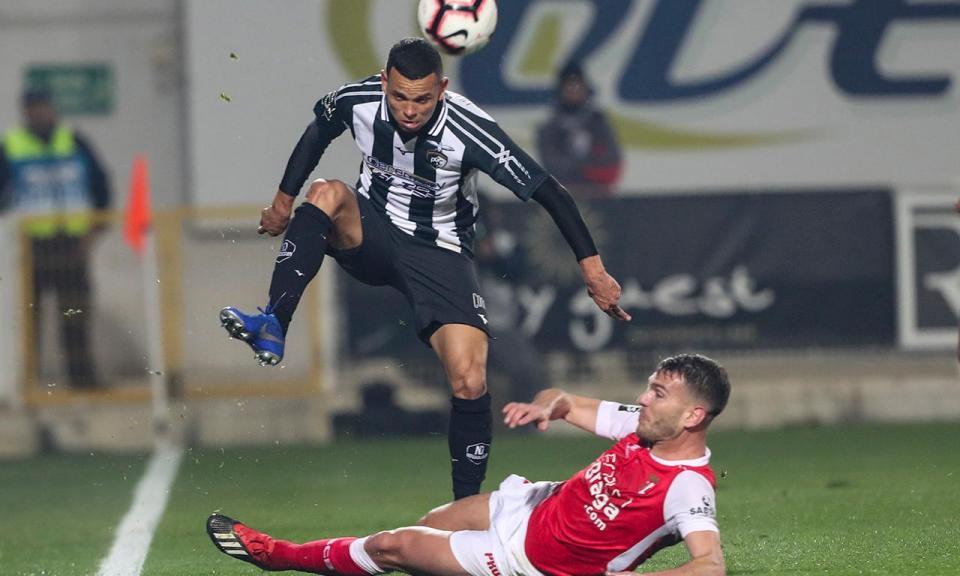VÍDEO: o resumo do empate do Sp. Braga em Portimão