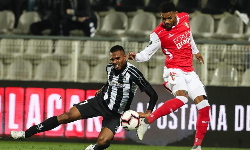 Portimonense-Sp. Braga, 1-1 (resultado final)
