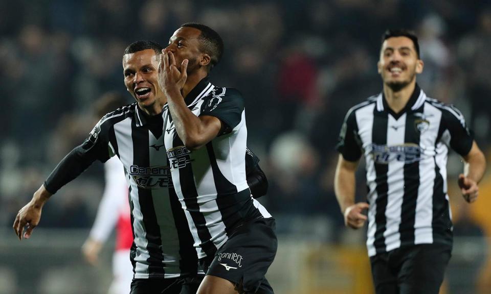 Portimonense-Sp. Braga, 1-1 (destaques)