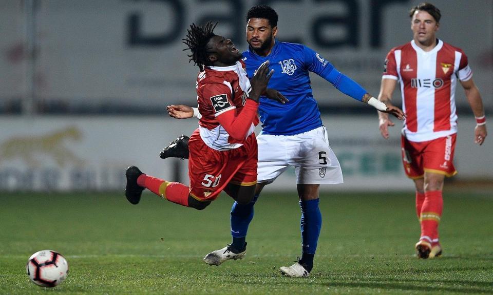 Desp. Aves-Feirense, 1-1 (resultado final)