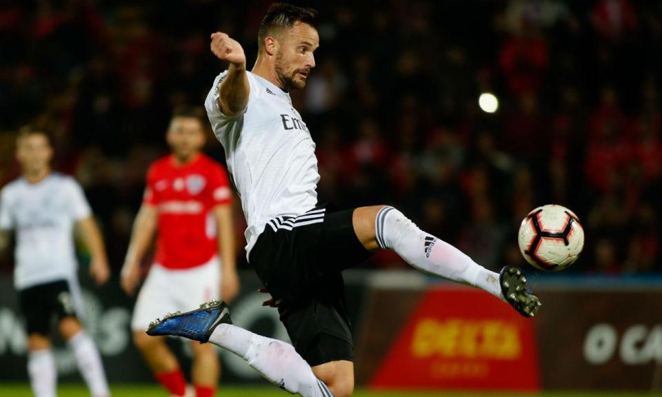 Santa Clara-Benfica, 0-2 (destaques)